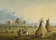 インディアン戦争史④-2 平原 ...