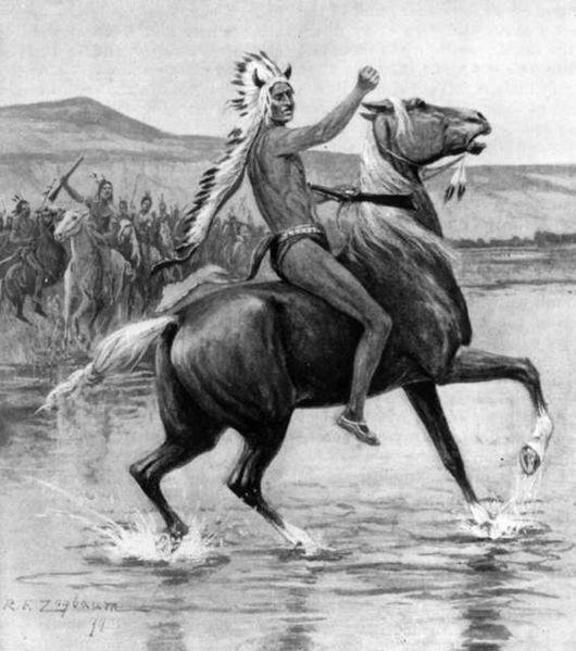 インディアン戦争史 ⑥ 平原イン...