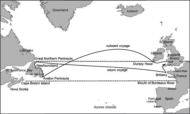 反仏・親スペインで遅れたイングランドの北米進出 コロンブスの5年後、英国が北米のタラの島を再発見 スペイン・ポルトガルの大航海を支えた塩ダラの干物 金銀・宝石に代えゲットしたビーバーの毛皮が大ヒット ニューファンドランド島奪取、ロアノーク島に初植民地